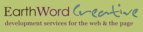 EarthWord Creative Logo