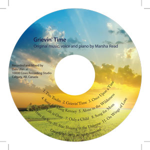 Grievin' Time - CD