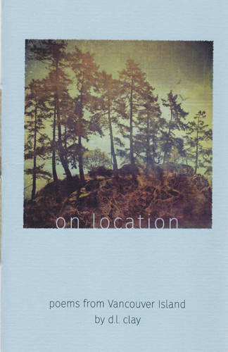 on location - chapbook