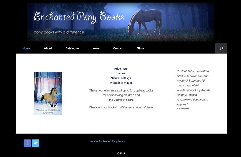 ponybooks.com